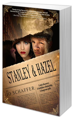 Stanley and Hazel Cover